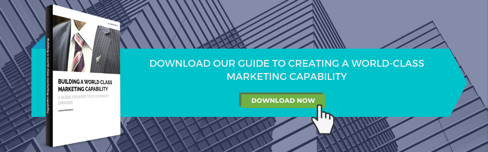 Marketing capability guide