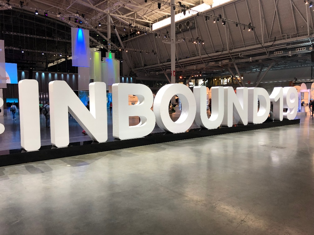 INBOUND19 – no cookie cutter learners at HubSpot's major global event