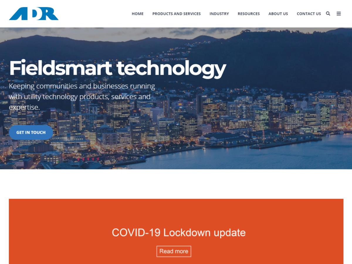 ADR Website