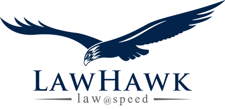 Lawhawk Logo