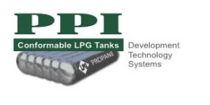 PPI Conformable LPG Tanks