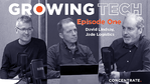 Growing Tech Episode One- David Lindsay from Jade Logistics