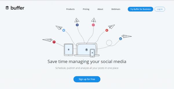 social media publishing tool