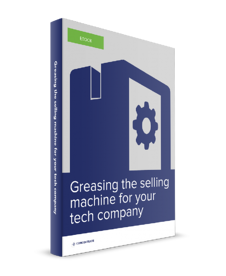Greasing the selling machine for tech companies