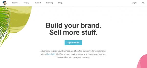 Marketing email distribution