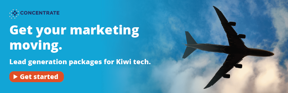 Lead generation packages for Kiwi tech.
