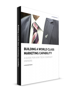 Building a world class marketing capability eBook