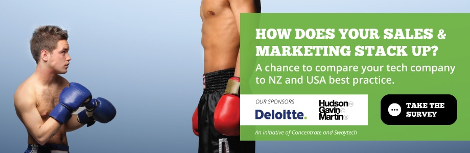 How does your sales and marketing stack up?
