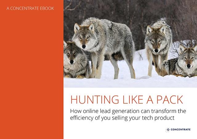 eBook - Hunting like a pack