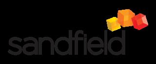 Sandfield logo