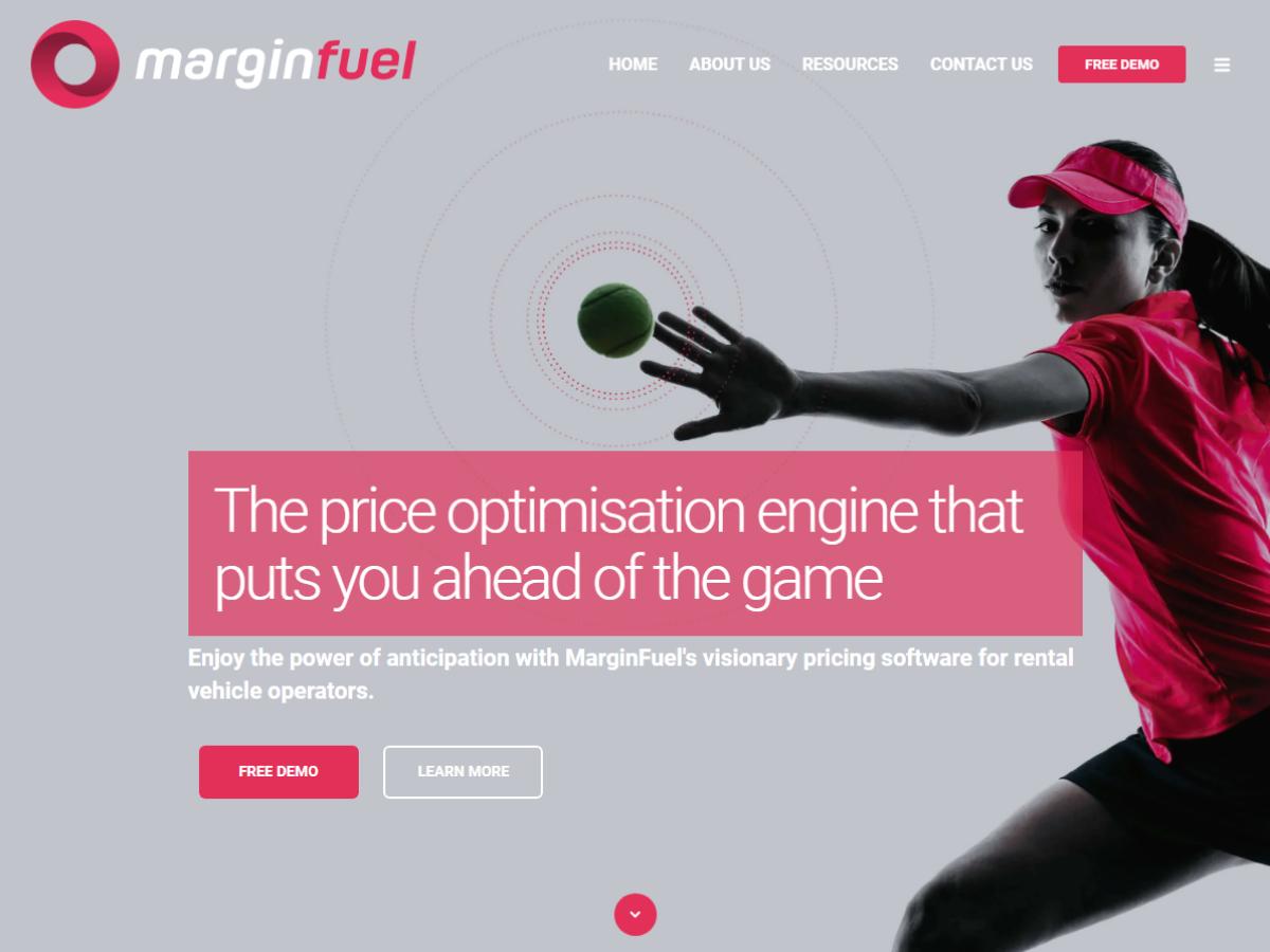 MarginFuel Website