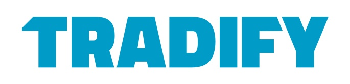 Tradify logo