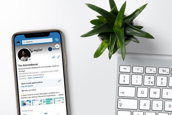 Using LinkedIn for B2B lead generation