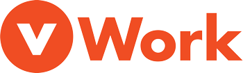 vWork logo