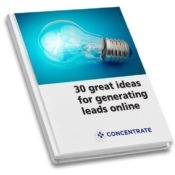 30 Great Ideas For Generating Leads Online