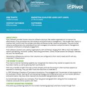 Pivot Case Study