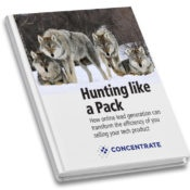 Hunting like a pack