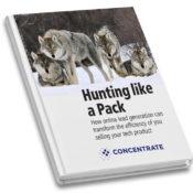 Hunting like a pack