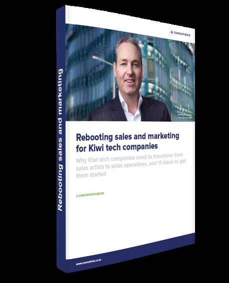 Rebooting Sales & Marketing for B2B Tech